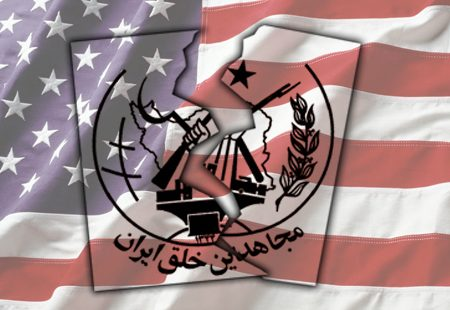 I terroristi del MEK agenti degli Stati Uniti