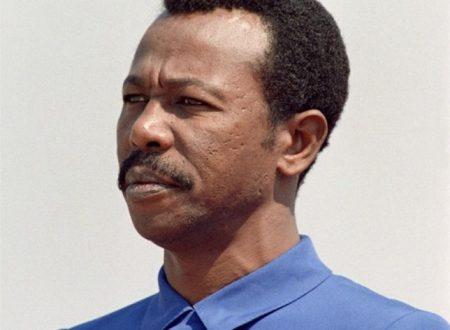Intervista a Mengistu