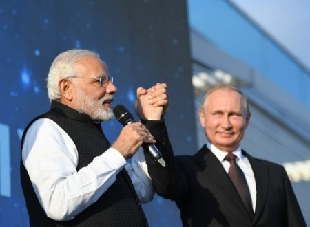 L'inversione dell'India distrugge la strategia anti-cinese di Trump