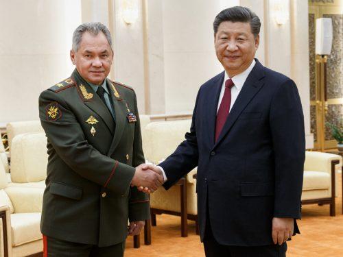 'La cooperazione militare è il pilastro della cooperazione strategica Cina-Russia'