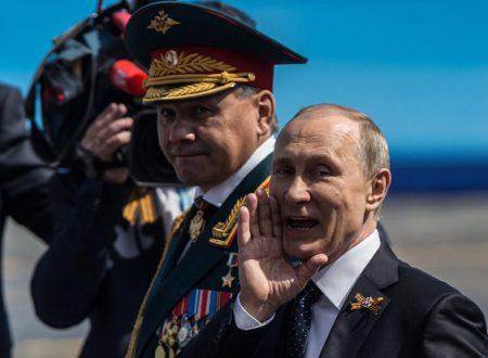 L'avvertimento nucleare di Putin non è un caso