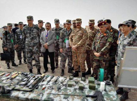 Cina, Afghanistan, Pakistan e Tagikistan formano un'alleanza