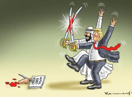 Alleanza USA-Arabia Saudita al crepuscolo