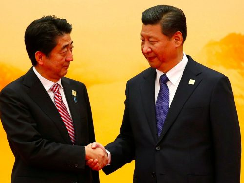Giappone acuto sulla ricalibrazione diplomatica