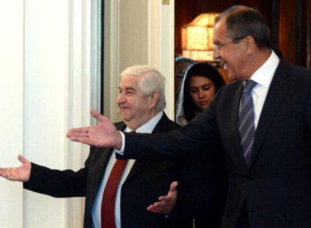 La situazione in Siria è cambiata grazie alla cooperazione siriano-russa