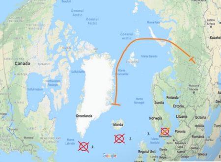 La Russia può affondare tutte le portaerei statunitensi che navigano a est della Groenlandia