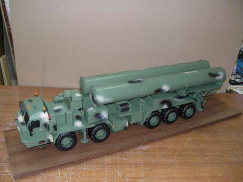 Il rivoluzionario sistema di difesa missilistica S-500 quasi completo