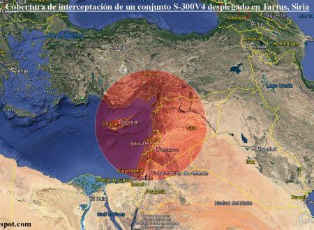 La Russia intralcia i voli israeliani presso i cieli siriani