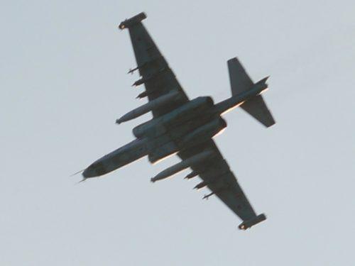 La Russia schiera 500 aerei da combattimento lungo il fronte ucraino