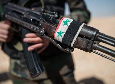 La mano perdente di Washington in Siria