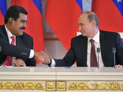 Commissione russo-venezuelana per espandere la cooperazione economica