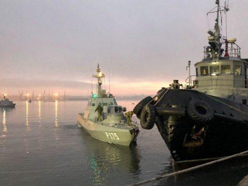 Provocazione sul Mar Nero… solito Putin o feccia di Poroshenko?