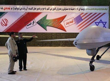 Le basi statunitensi sono a portata dei missili iraniani