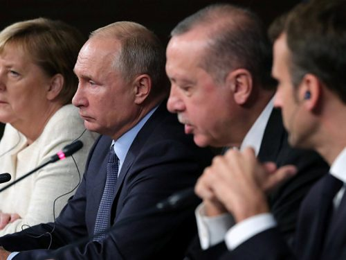 Erdogan Playing Very Complicated Game in Syria's Idlib