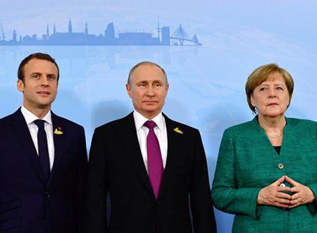 Perché la Russia vede un potenziale ruolo europeo in Siria?