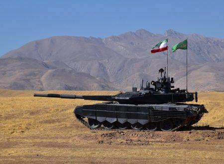 L'evoluzione della guerra corazzata delle forze iraniane