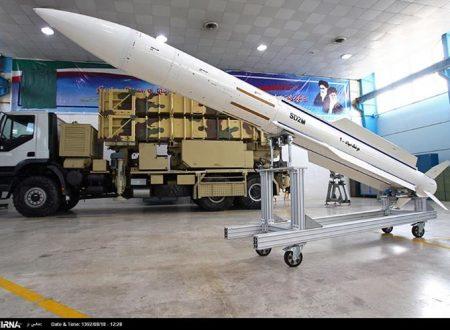 L'Iran testa con successo la difesa aerea