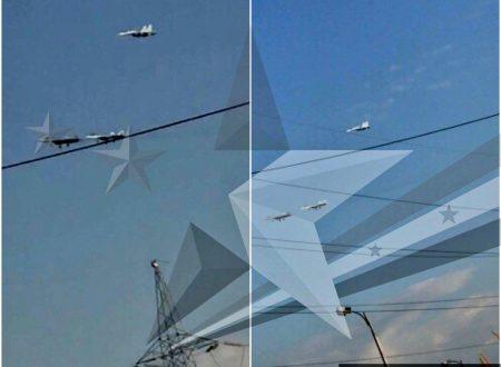 I caccia Su-57 russi impiegati in Siria