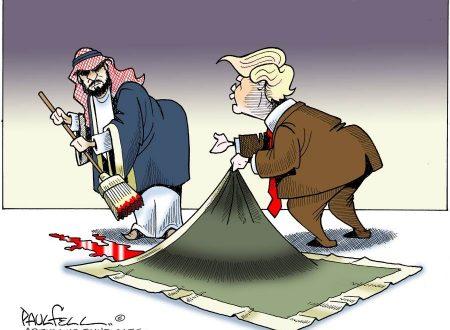 Trump la fa facile, ma il principe ereditario dovrebbe preoccuparsi