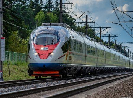 Accordo di partenariato ferroviario tra Russia e India