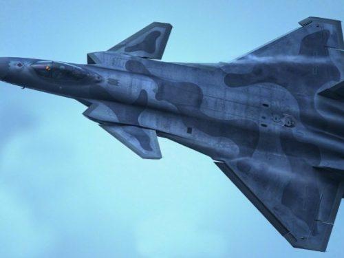 Gli aviogetti da combattimento della Cina si dimostrano avanzati
