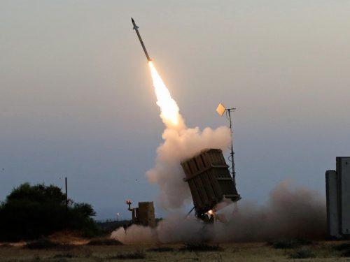 Efficacia della Cupola di ferro d'Israele, l'80% dei razzi palestinesi lo penetra