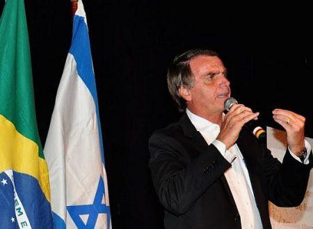 Bolsonaro è l'ultimo alleato degli israeliani