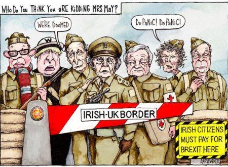 Come la debacle della Brexit distrugge il Regno Disunito