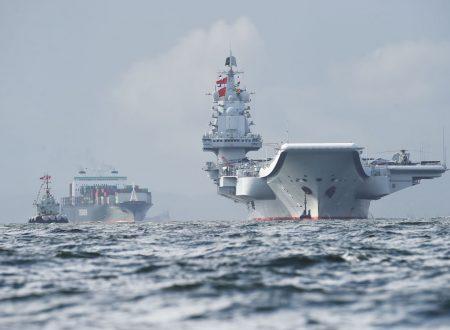 Terza portaerei cinese in costruzione e da equipaggiare con nuove tecnologie