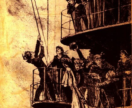 La rivolta dei marinai di Cattaro