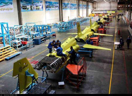 Una pietra miliare per l'Aeronautica militare iraniana