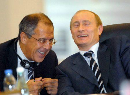 La diplomazia russa vince la nuova guerra fredda