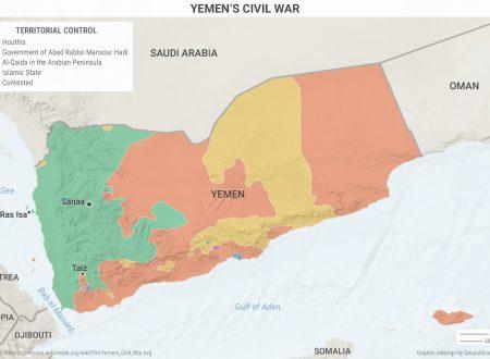 Lo Yemen è un'altra guerra sporca degli Stati Uniti