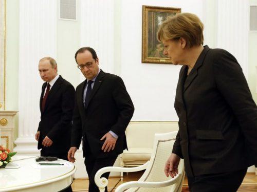 Germania e Francia contro la rinascita della Russia