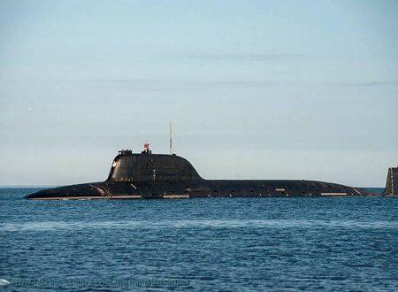 La Russia sviluppa il sottomarino nucleare di V Generazione