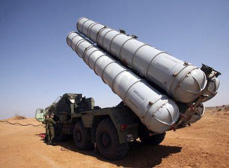 La Russia espande la difesa aerea della Siria sgomentando gli USA