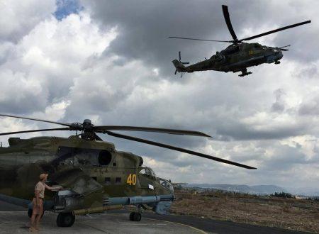 Gli aeromobili russi sono la ragione della sconfitta del terrorismo in Siria