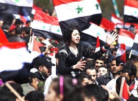 In Siria l'intera nazione si è mobilitata e ha vinto