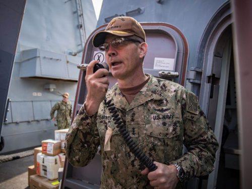 Trovato morto il Comandante della V Flotta statunitense