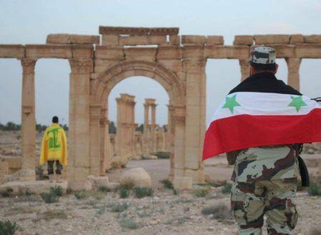 La Siria unificata è il punto di equilibrio del nuovo Medio Oriente