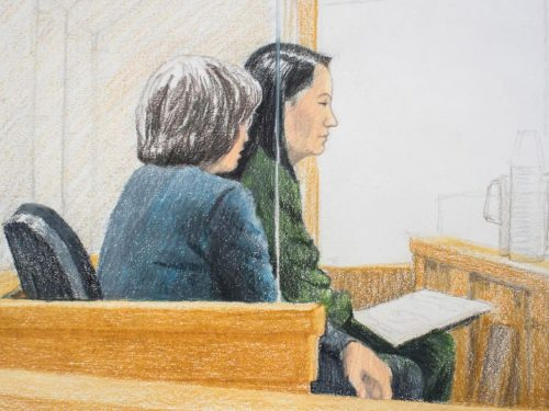 Il Canada prende un ostaggio: liberare Meng Wanzhou