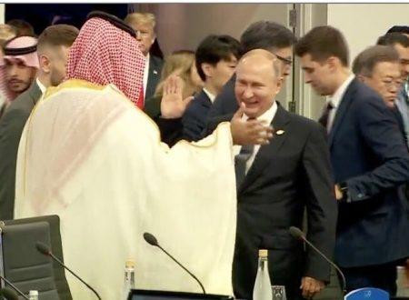Vertice dei G20: addio impero americano