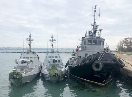 L'aggressione della NATO raggiunge le acque russe