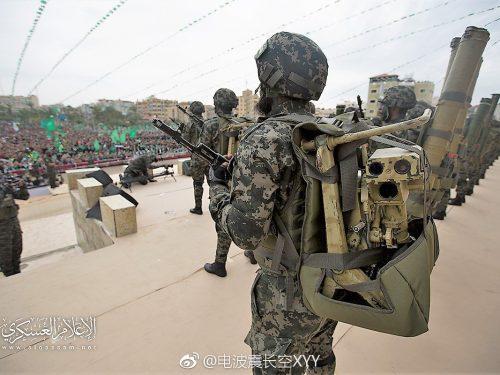 Missili nordcoreani e cinesi in servizio nel movimento Hamas