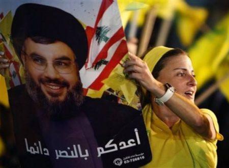 Hezbollah: I nostri missili possono raggiungere qualsiasi punto d'Israele