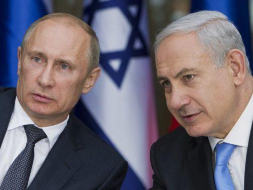 Le tensioni crescono nelle relazioni Russia-Israele