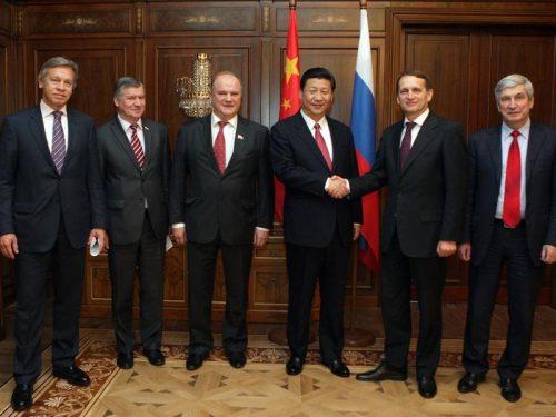"""Zjuganov: """"La Cina offre al mondo un sistema giusto"""""""