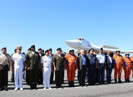 Connotazioni geopolitiche delle operazioni aeree russe in Venezuela