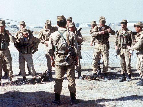 """L'operazione sovietica in Afghanistan fu """"per il bene del popolo afghano"""""""