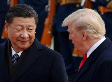 """Trump cede impegnandosi a sospendere la """"guerra commerciale"""" contro la Cina"""